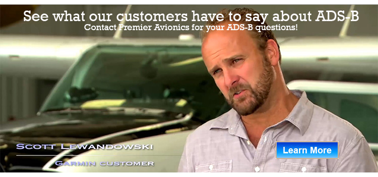 See customers of Premier Avionics on this Garmin video.