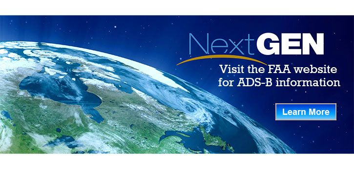 Visit the FAA's NextGEN ADS-B Website